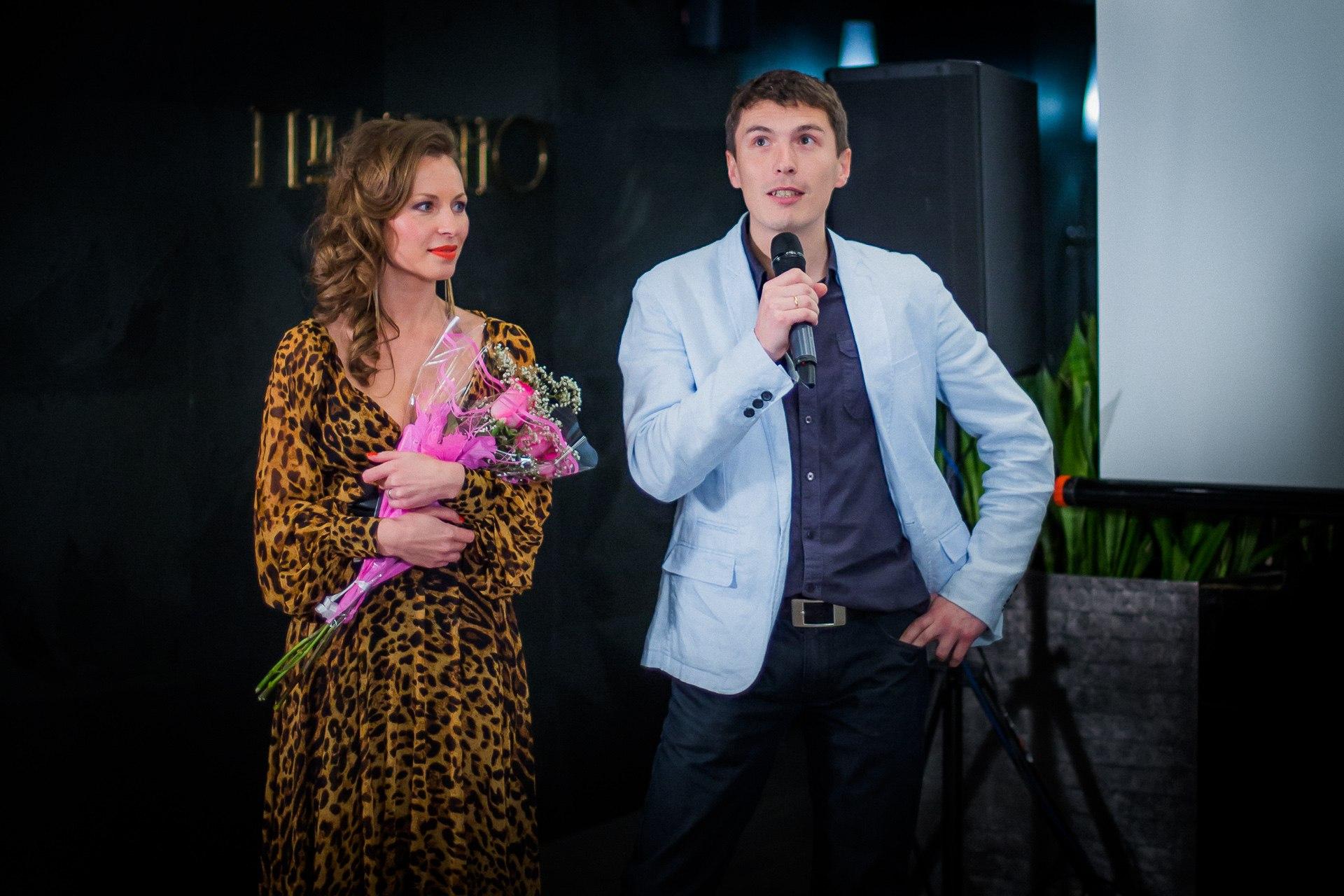 Презентация клипа Игрины Кузнецовой на песню «Отпускаю…»
